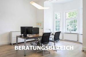Versicherungsmakler Bochum - Beratungszimmer